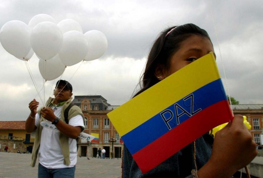 Paix en Colombie