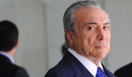 Presidente Michel Temer na Mira do Supremo Tribunal Federal Brasileiro