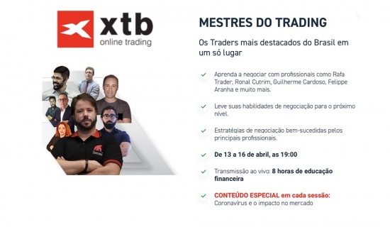 Mestres do Trading - O Maior Evento Online de Traders do Brasil